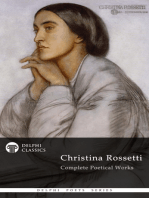 Delphi Complete Works of Christina Rossetti (Illustrated)