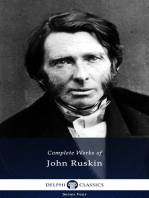 Delphi Complete Works of John Ruskin (Illustrated)