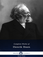 Delphi Complete Works of Henrik Ibsen (Illustrated)