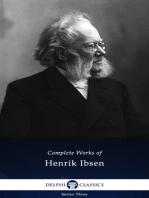 Delphi Complete Works of Henrik Ibsen (Illustrated)