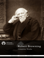 Delphi Complete Works of Robert Browning (Illustrated)