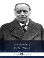 Delphi Complete Works of H. G. Wells (Illustrated)