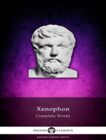 Delphi Complete Works of Xenophon (Illustrated)