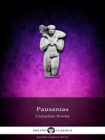 Complete Works of Pausanias (Illustrated)