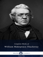 Delphi Complete Works of William Makepeace Thackeray (Illustrated)