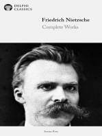 Delphi Complete Works of Friedrich Nietzsche (Illustrated)