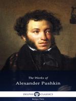 Delphi Works of Alexander Pushkin (Illustrated)