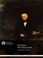 Delphi Complete Works of William Wordsworth (Illustrated)