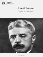 Delphi Works of Arnold Bennett (Illustrated)