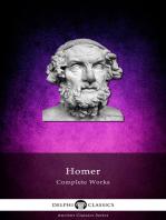 Delphi Complete Works of Homer (Illustrated)