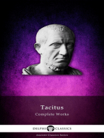 Delphi Complete Works of Tacitus (Illustrated)