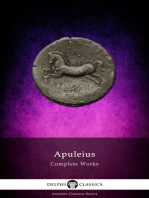 Complete Works of Apuleius (Illustrated)