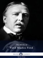 Delphi Works of Ford Madox Ford (Illustrated)