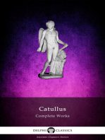 Complete Works of Catullus (Illustrated)