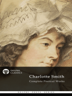Delphi Complete Poetical Works of Charlotte Smith (Illustrated)