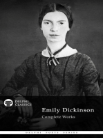 Delphi Complete Works of Emily Dickinson (Illustrated)
