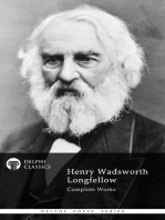 Delphi Complete Works of Henry Wadsworth Longfellow (Illustrated)