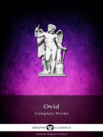 Delphi Complete Works of Ovid (Illustrated)