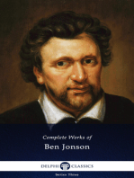 Delphi Complete Works of Ben Jonson (Illustrated)