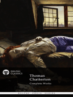 Delphi Complete Works of Thomas Chatterton