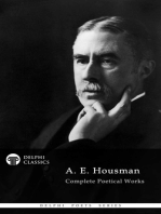 Delphi Complete Works of A. E. Housman (Illustrated)