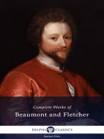 Delphi Complete Works of Beaumont and Fletcher (Illustrated)