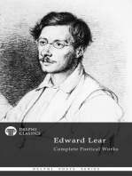Delphi Complete Poetical Works of Edward Lear (Illustrated)