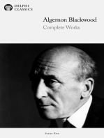 Delphi Complete Novels of Algernon Blackwood (Illustrated)