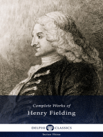 Delphi Complete Works of Henry Fielding (Illustrated)