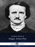 Delphi Complete Works of Edgar Allan Poe (Illustrated)