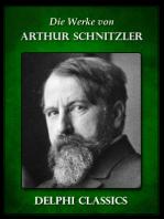 Die Werke von Arthur Schnitzler (Illustrierte)