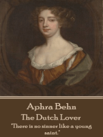 The Dutch Lover