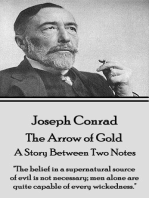 The Arrow of Gold - A Story Between Two Notes