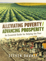 Alleviating Poverty/Advancing Prosperity