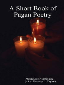 A Short Book of Pagan Poetry
