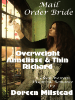 Overweight Annelisse Meets Thin Richard The Farmer