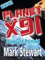 Planet X91 Wayward Asteroid