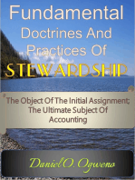 Fundamental Doctrines And Practices Of Stewardship