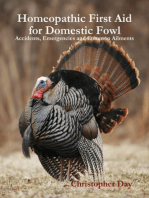 Homeopathic First Aid for Domestic Fowl