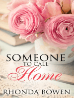 Someone to Call Home (A Short Story)