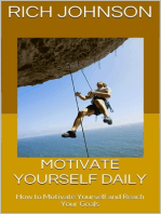 Motivate Yourself Daily