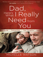 Dad, Here's What I Really Need from You