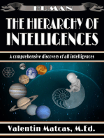 The Hierarchy or Intelligences