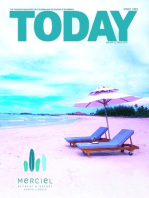 TODAY Tourism & Business Magazine, Volume 22, March, 2015