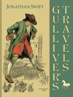 Gulliver's Travels (Illustrated)
