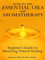 How to Use Essential Oil and Aromatherapy