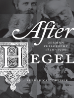 After Hegel