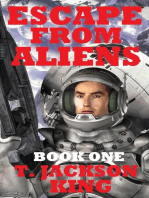 Escape From Aliens (Escape Series, #1)