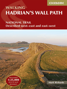 Hadrian's Wall Path: National Trail: Described west-east and east-west