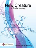 New Creature - A Study Manual